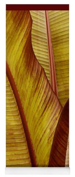 Repose - Leaf Yoga Mat