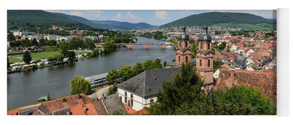 Rhine River Yoga Mat
