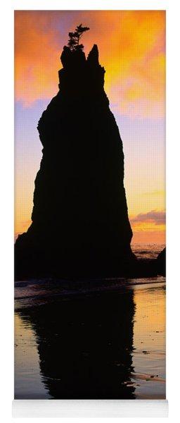 Rialto Beach Yoga Mat