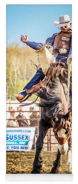 Ride 'em Cowboy Yoga Mat