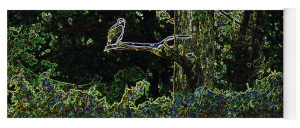 River Bird Of Prey Yoga Mat