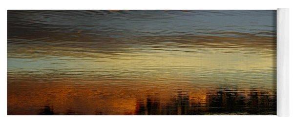 River Of Sky Yoga Mat