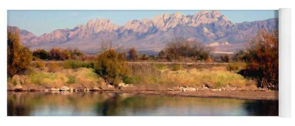 River View Mesilla Panorama Yoga Mat