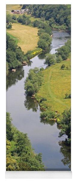 River Wye Yoga Mat