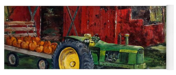 Rob Smith's Tractor Yoga Mat