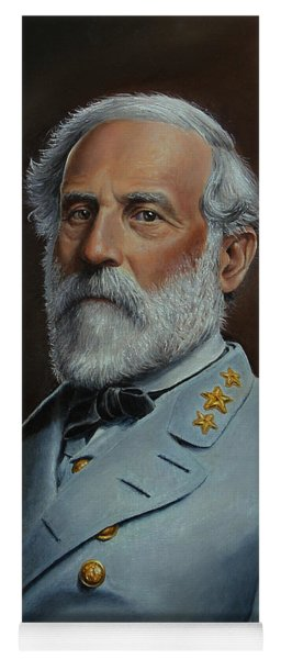 Robert E. Lee Yoga Mat