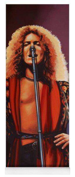 Robert Plant 2 Yoga Mat