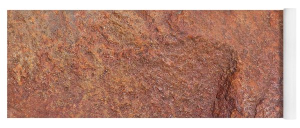 Rock Abstract #3 Yoga Mat