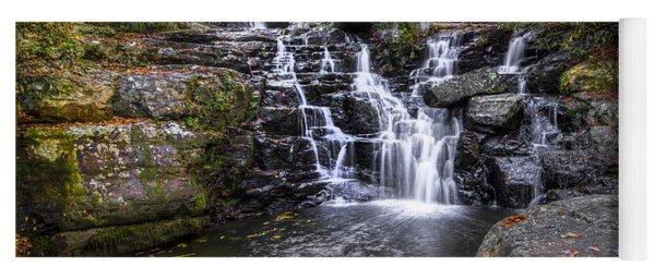 Rock Creek Falls Yoga Mat