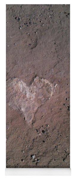 Rock Heart Yoga Mat
