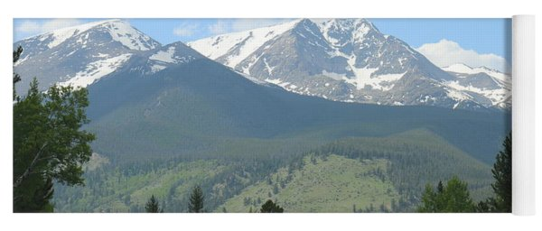 Rocky Mountain National Park - 2 Yoga Mat