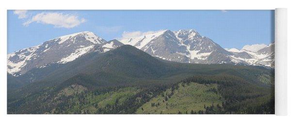 Rocky Mountain National Park - 3  Yoga Mat
