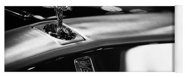 Rolls Royce Yoga Mat