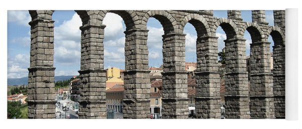 Roman Aqueduct IIi Yoga Mat