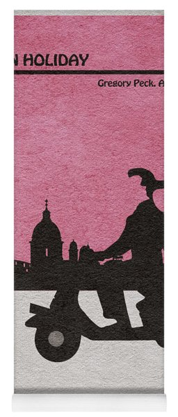 Roman Holiday Yoga Mat