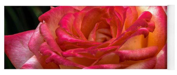 Romantic Rose Yoga Mat