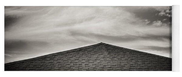 Rooftop Sky Yoga Mat