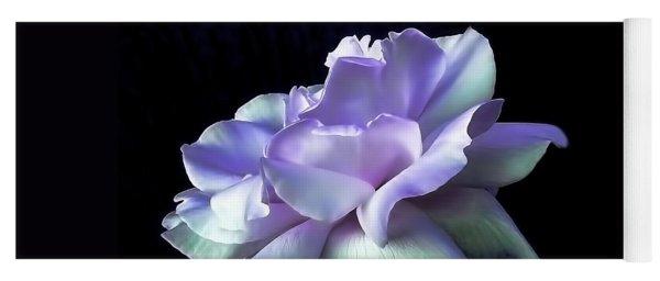 Rose Awakening Floral Yoga Mat