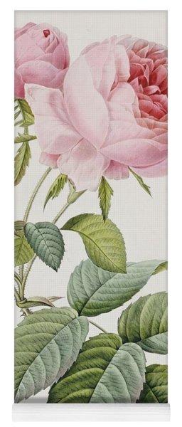 Rose Yoga Mat