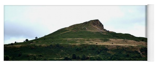 Roseberry Topping Hill Yoga Mat
