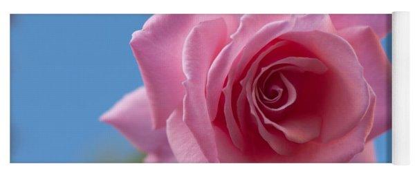 Roses In The Sky Yoga Mat