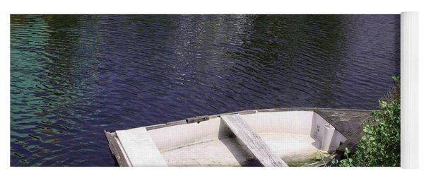 Row Boat Yoga Mat