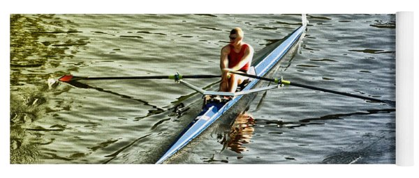 Rowing Crew Yoga Mat