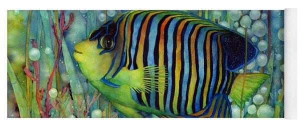 Royal Angelfish Yoga Mat