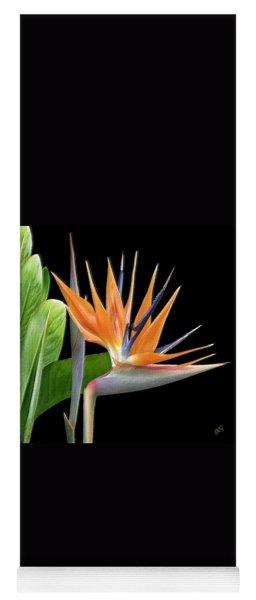 Royal Beauty I - Bird Of Paradise Yoga Mat