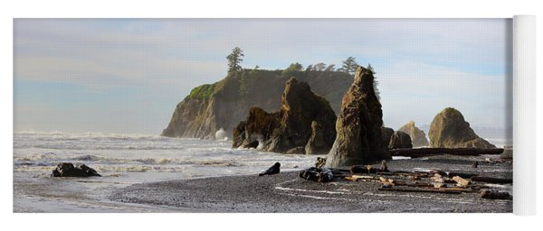 Ruby Beach Yoga Mat
