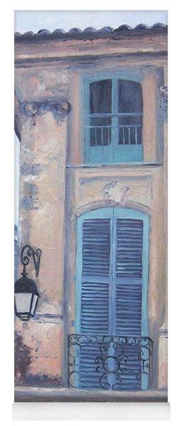 Rue Espariat Aix-en-provence Yoga Mat