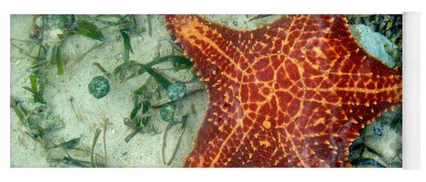 Running Starfish Yoga Mat