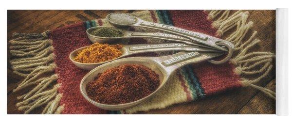Rustic Spices Yoga Mat