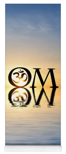 Sacred Aum Yoga Mat