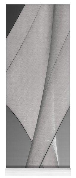 Sailcloth Abstract Number 3 Yoga Mat