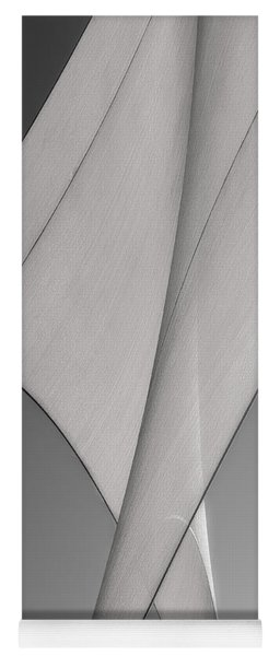 Sailcloth Abstract Number 3 Yoga Mat