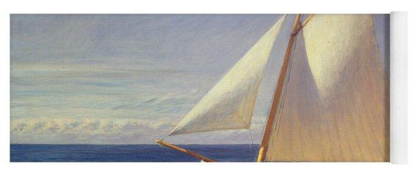 Sailing Boat Yoga Mat