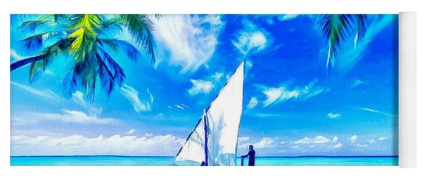 Sailing Yoga Mat