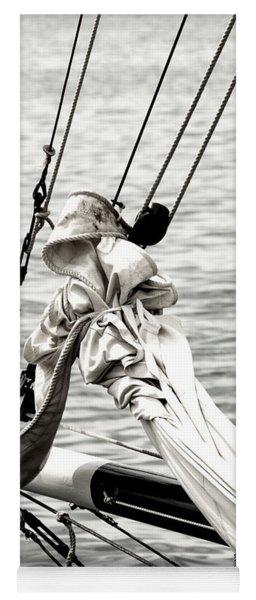 Sailing The Seven Seas Yoga Mat