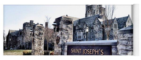 Saint Josephs University Yoga Mat