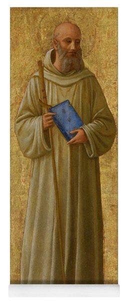 Saint Romuald Yoga Mat