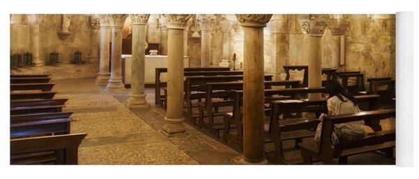 San Michele Chapel Yoga Mat