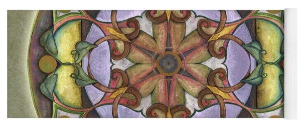 Sanctuary Mandala Yoga Mat
