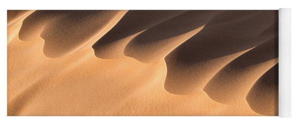 Sand Dune Detail Yoga Mat