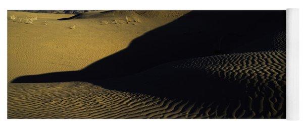 Sand Ripples Yoga Mat