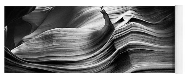 Sandstone Wave Yoga Mat