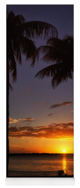 Sanibel Island Sunset Yoga Mat