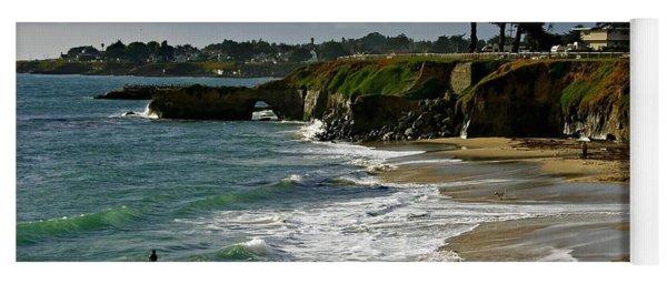 Santa Cruz Beach Yoga Mat