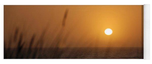 Santa Cruz Sunset Yoga Mat
