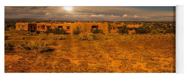 Santa Fe Landscape Yoga Mat